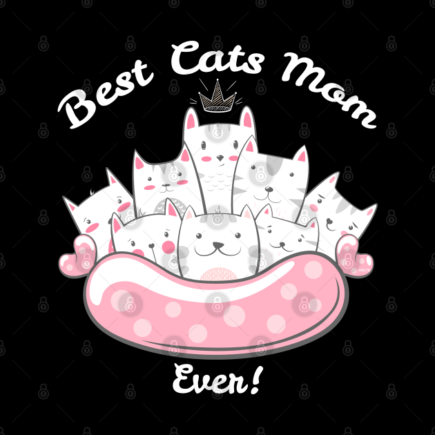 Best Cats Mom Ever