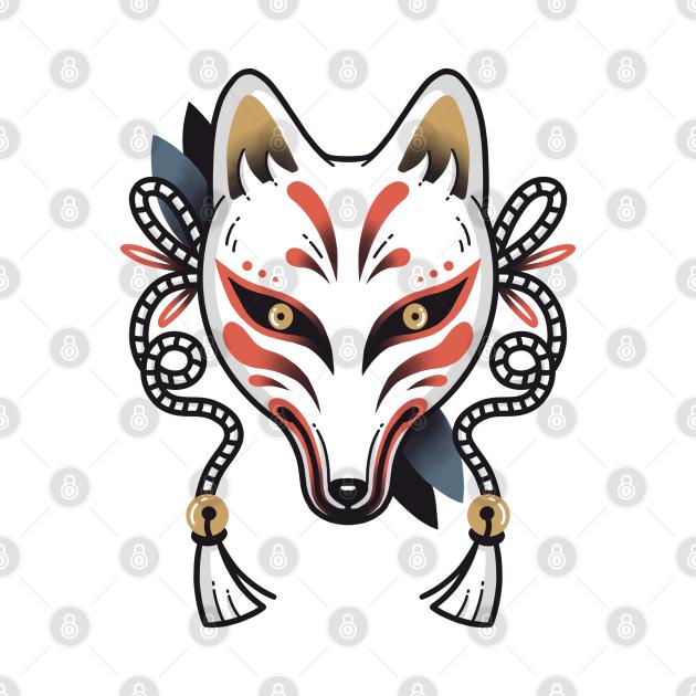 Kitsune tattoo