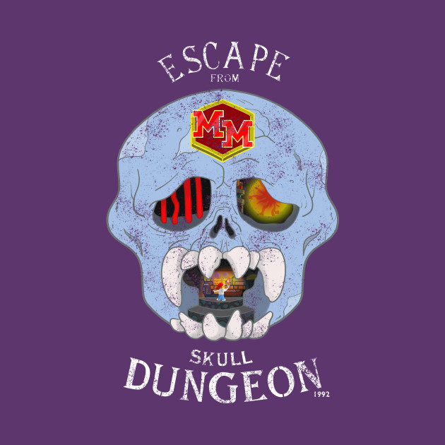 Mighty Max Escape from Skull Dungeon - Faded