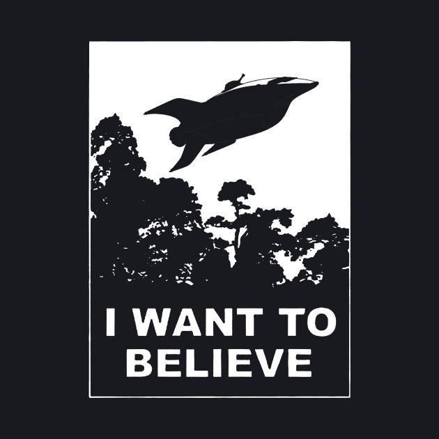 Futurama I Want To Believe
