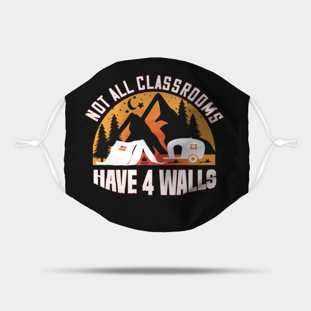 Not all classrooms have four walls homeschooling mom's gift idea