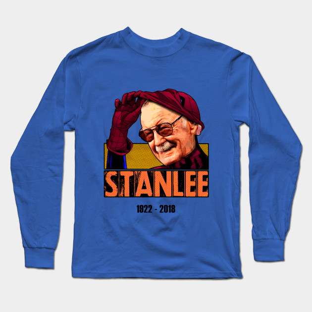 0e6259ac31 STAN LEE - Stan Lee - Camiseta Manga Larga