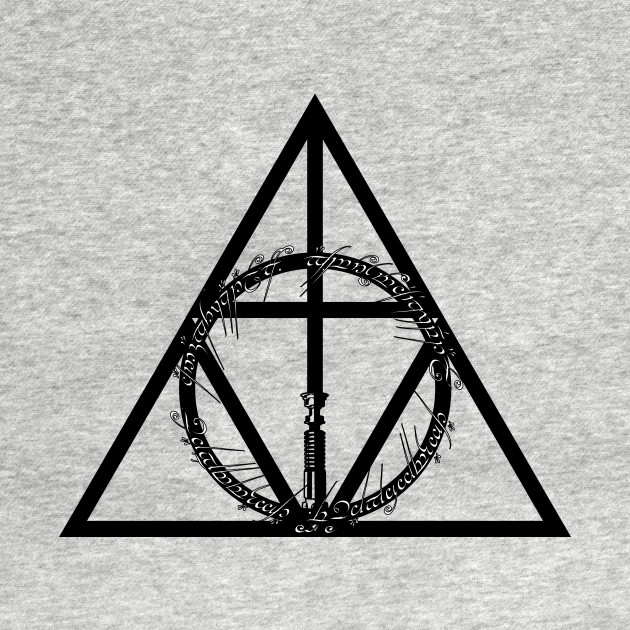 The Geekly Hallows