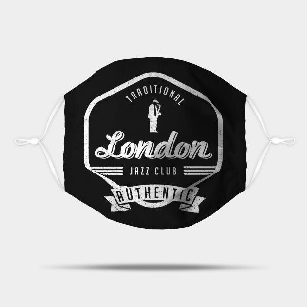 London Jazz Club Vintage Style