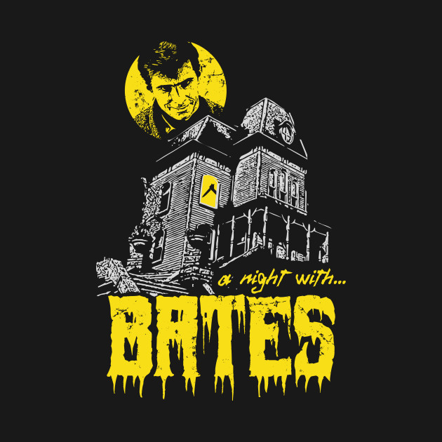 A night with Bates