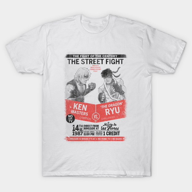 The Street Fight