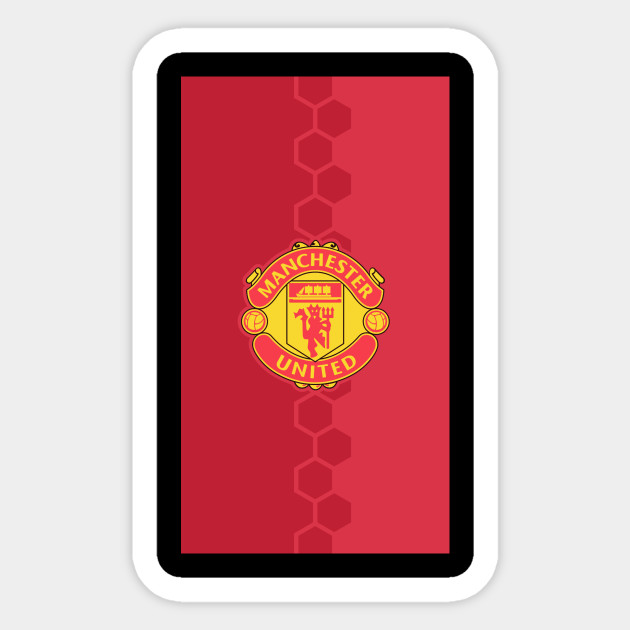 e31388ae7 Manchester United - 16 17 Home jersey logo - Manchester United ...