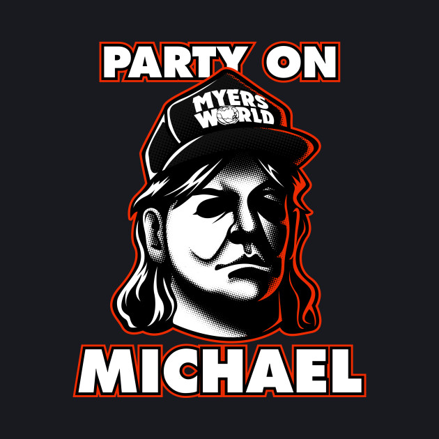 Party on, Michael!