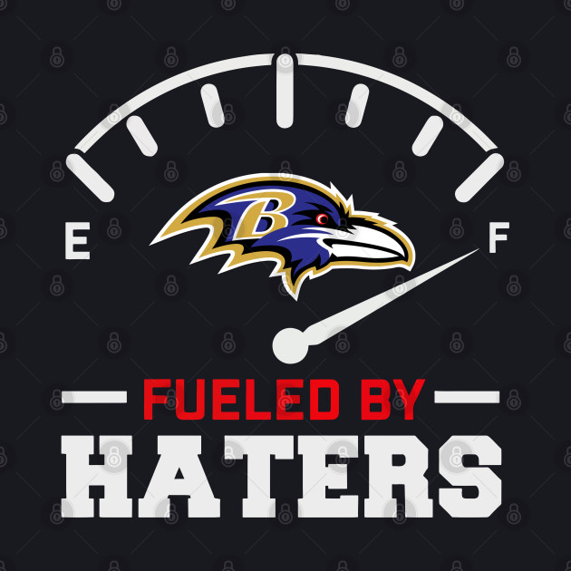 Ravens Fueled By Haters