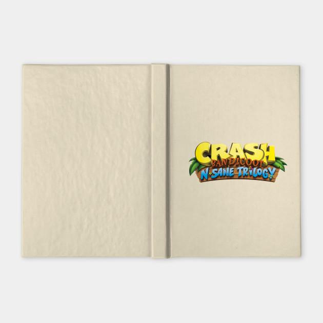 CRASH BANDICOOT [Logo]