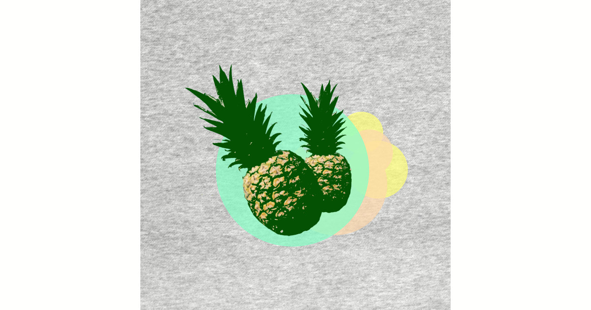pi a doble pineapple t shirt teepublic. Black Bedroom Furniture Sets. Home Design Ideas