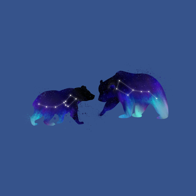Little and Big Dipper