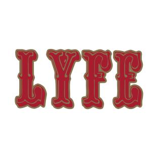 San Fran LYFE!!! t-shirts