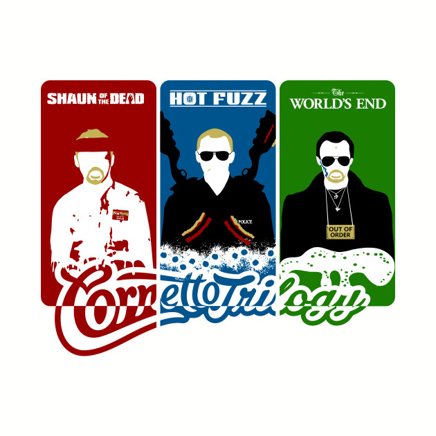The Cornetto Trilogy