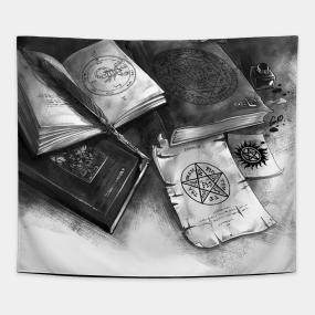 Enochian Tapestries | TeePublic
