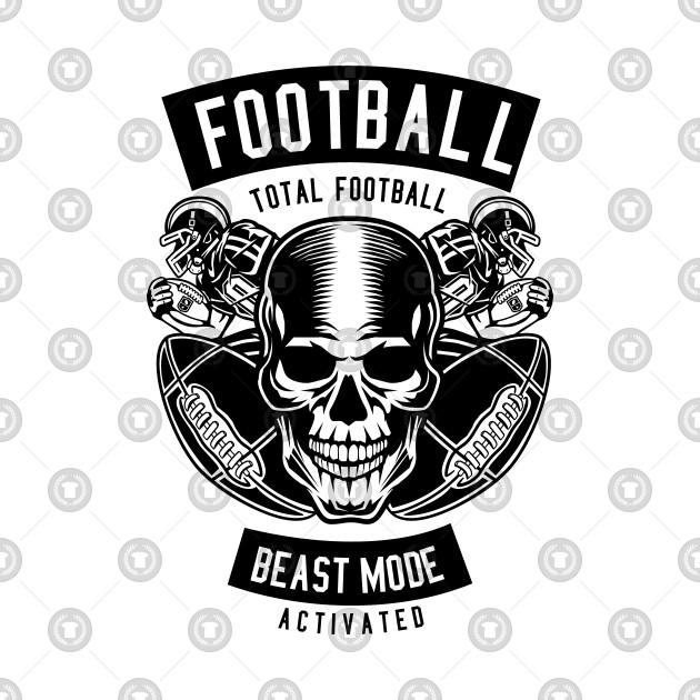 Football T-SHIRT Total Football