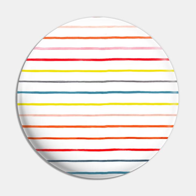 Pocket - Marker Stripes Multi
