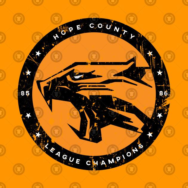 Hope County League Champions