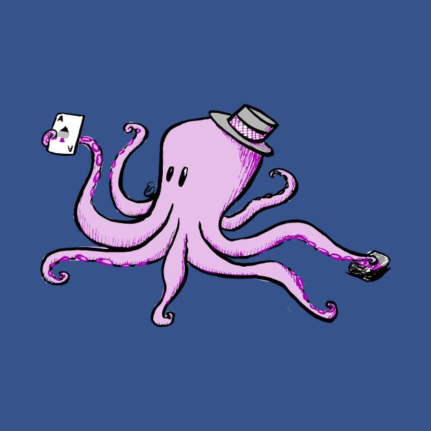 Magic ace octopus