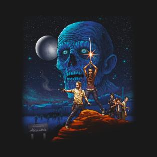 Dead Wars t-shirts