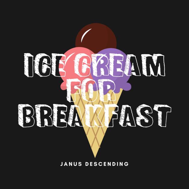Ice-cream for Breakfast (dark)