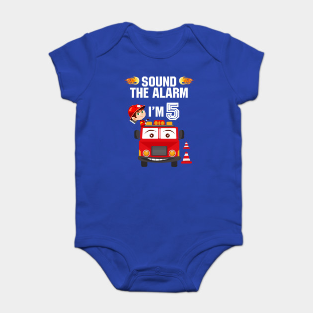 Birthday Boy Shirt For 5 Year Old