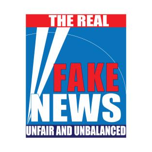 Fake News t-shirts