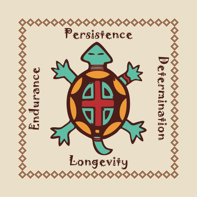 Turtle animal spirit