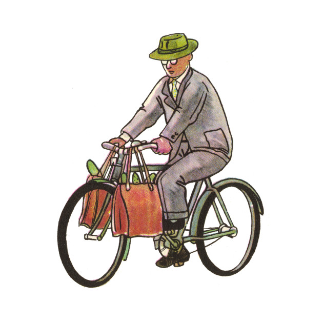 Retro Cyclist