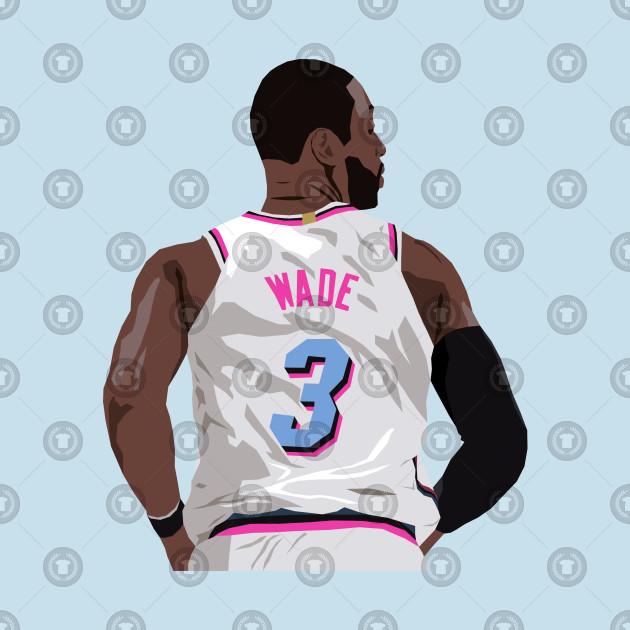 Dwyane Wade Back-To