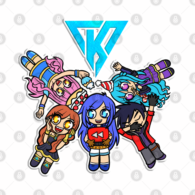 Krew and a logo