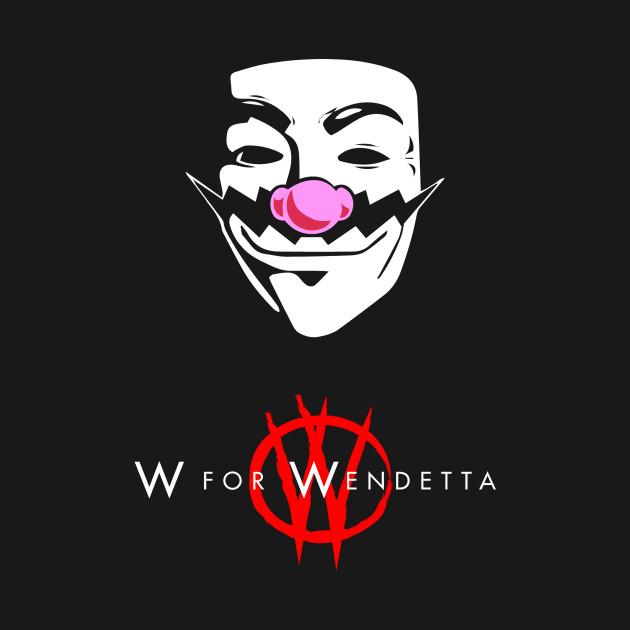 W for Wendetta