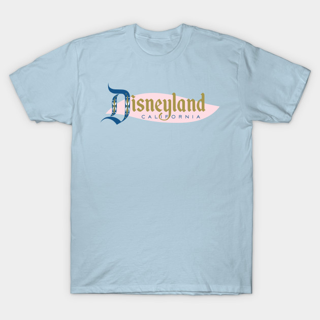 Vintage Disneyland Logo