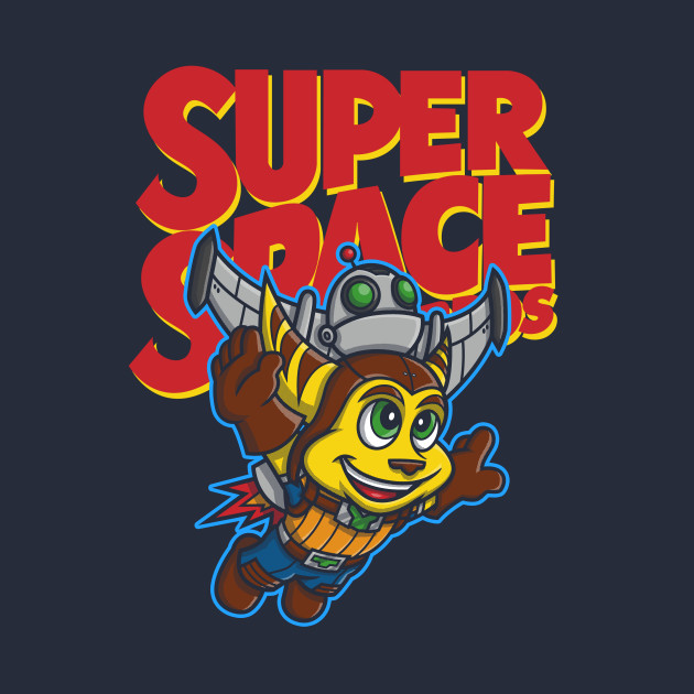 Super Space Bros