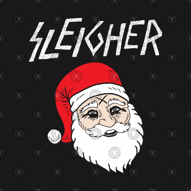 Christmas Parody.Sleigher Christmas Parody
