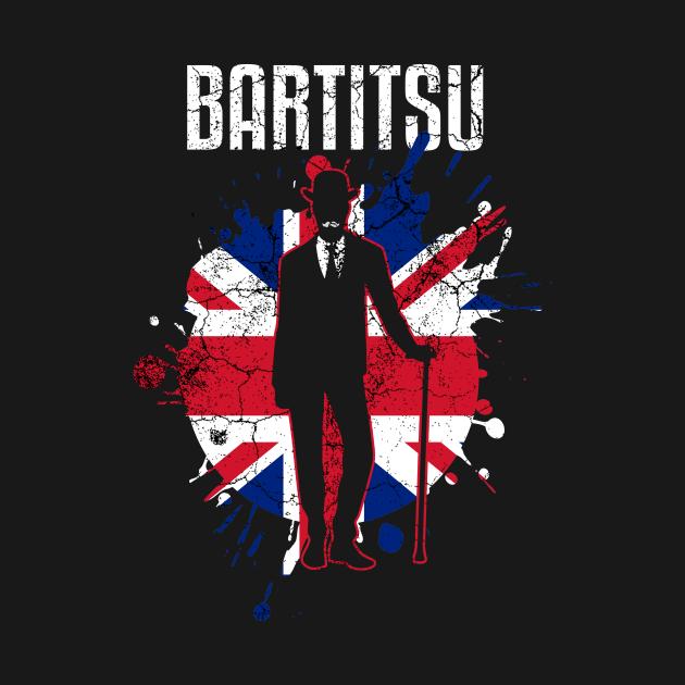 British Bartitsu Defence Walking Sticks Martial Arts