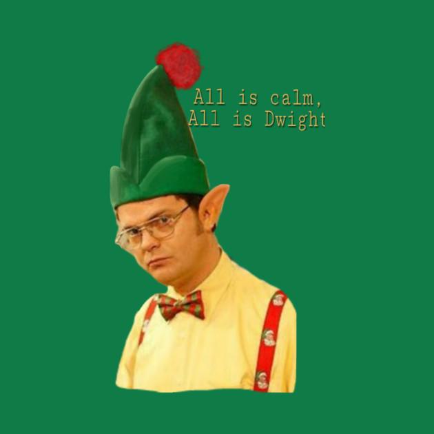 Dwight Christmas.Christmas Dwight