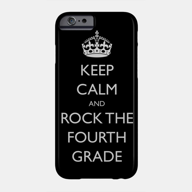 Keep Calm Back To School 4th Grade