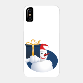 Giving Snowman