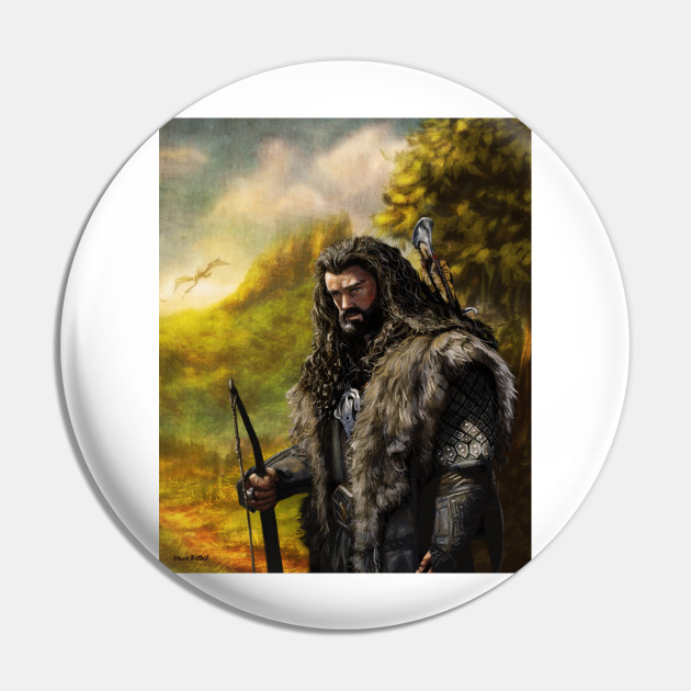 Thorin fanart