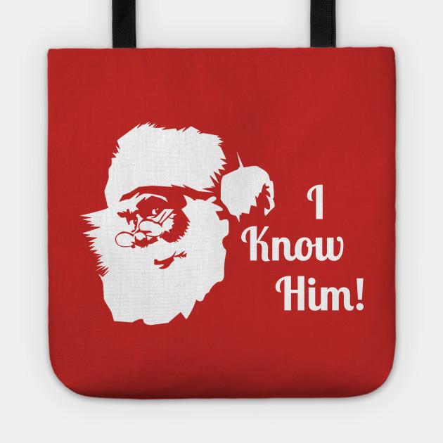 I Know Him!