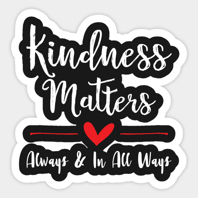 Image result for Kindness matters clip art