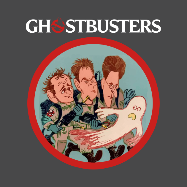 GHOSTBUSTERS T-Shirt The Atlantic