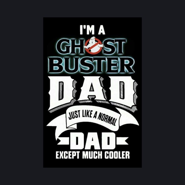 Ghostbusters Dad