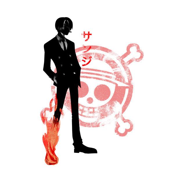 Crimson Sanji