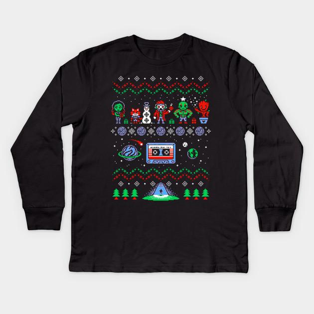 b44a6e9ad Guardians of the galaxy Ugly Christmas Sweatshirt, Sweatshirt, T shirt,  Adam Warlock, Star Lord, Groot, Mantis, Rocket Raccoon, Quasar, Drax Kids  Long ...