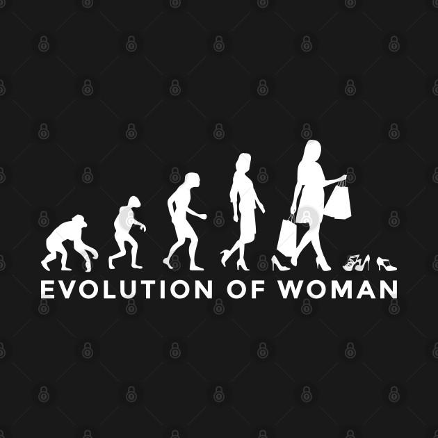FEMALE EVOLUTION FUNNY