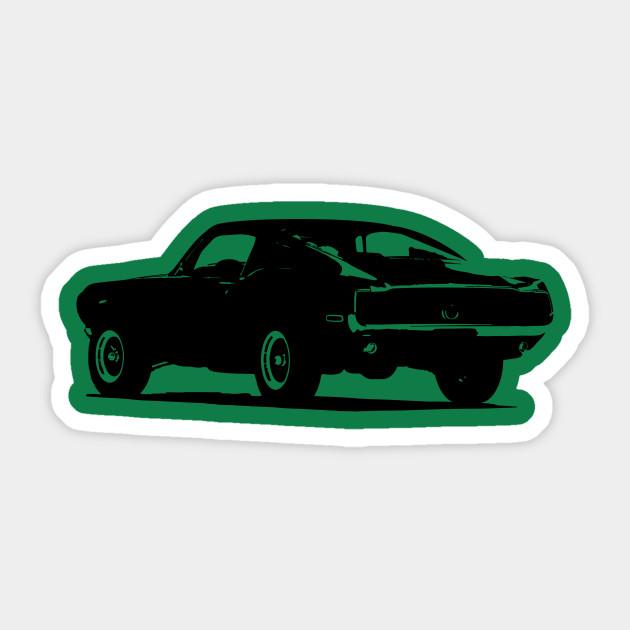 68 Fastback Mustang >> Ford Mustang 68 Fastback Bullitt
