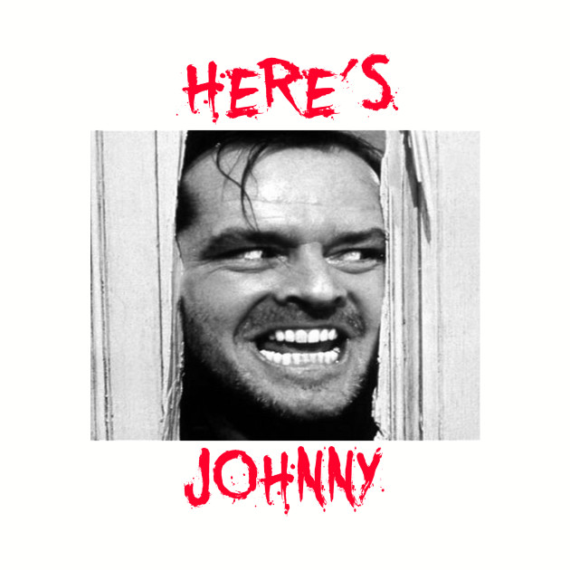 Image result for here's johnny shining
