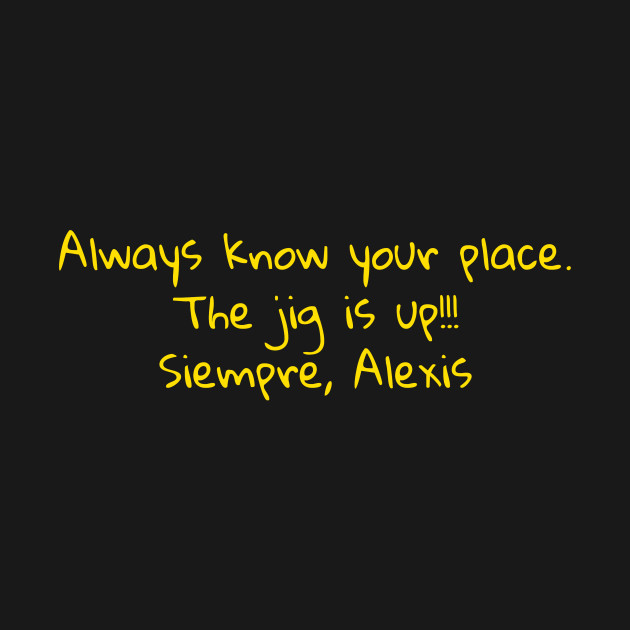 Alexis Mateo's mirror message - rpdr s3